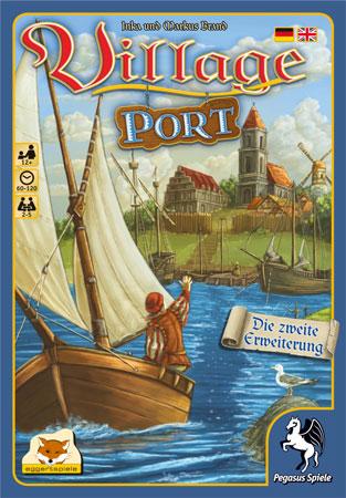Village Port (Die zweite Erweiterung)