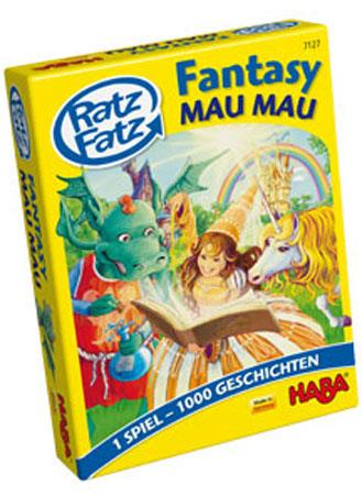 Ratz Fatz Fantasy - Mau Mau