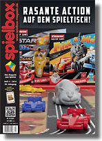 """spielbox 4/2014 inkl. Zusatz-Sonderkarte zu """"6 nimmt!"""""""