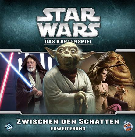 Star Wars - Das Kartenspiel - Zwischen den Schatten Erweiterung