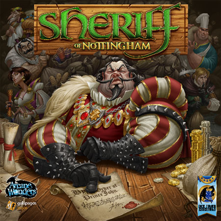Sheriff of Nottingham (engl.)