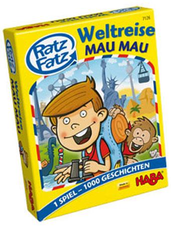 Ratz Fatz Weltreise - Mau Mau
