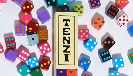 Tenzi - Das blitzschnelle Würfelspiel