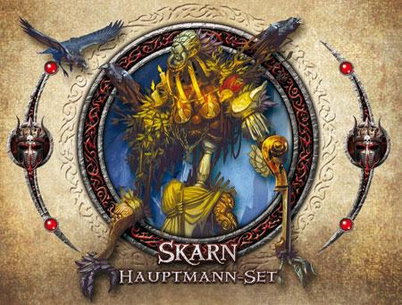 Descent 2. Edition - Skarn Hauptmann-Set (dt.)