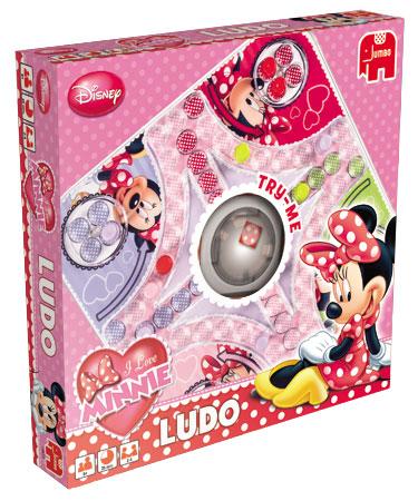 Disney Minnie Mouse - LUDO