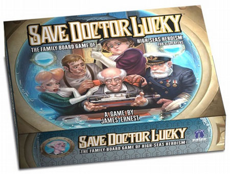 Save Doctor Lucky Luxus Edition (engl.)