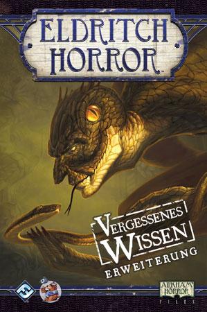 Eldritch Horror - Vergessenes Wissen (Erweiterung)