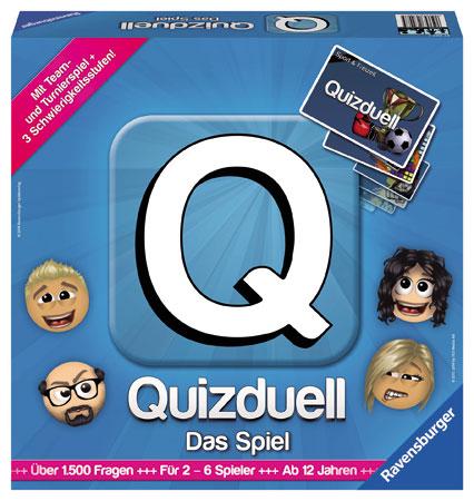 Quizduell – Das Brettspiel