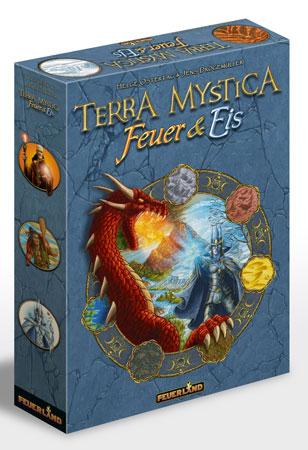 Terra Mystica - Feuer & Eis Erweiterung