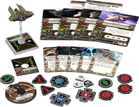 Star Wars X-Wing: M3-A-Abfangjäger