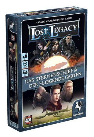 Lost Legacy (dt.)