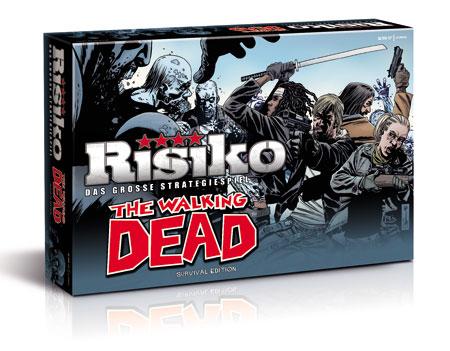 Risiko - The Walking Dead
