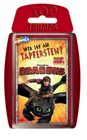 TOP TRUMPS - Dragons