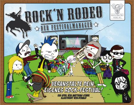 Rock n Rodeo - Der Festivalmanager