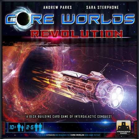 Core Worlds Revolution Erweiterung (engl.)