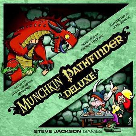 Munchkin Pathfinder Deluxe (engl.)