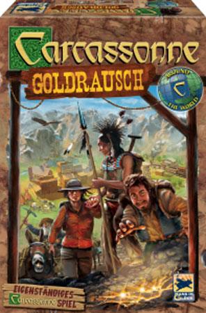 Carcassonne Goldrausch