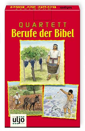 "Quartett ""Berufe der Bibel"""