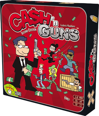 Cash´n Guns - 2.Edition