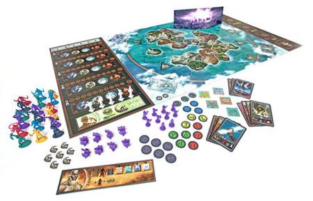 Cyclades - Titans Erweiterung (eng.)