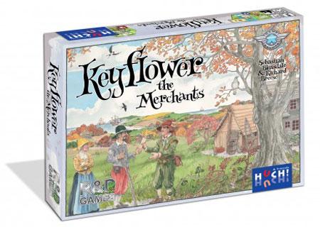 Keyflower - The Merchants Erweiterung
