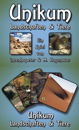 Unikum: Landschaften und Tiere (Set 2)