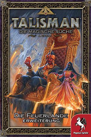 Talisman: Die Magische Suche (4. Edition) - Die Feuerlande Erweiterung