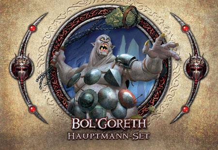 Descent 2. Edition - Bol´Goreth Hauptmann-Set (dt.)