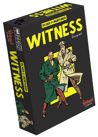 Witness (Blake & Mortimer)