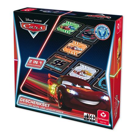 Disney Cars Neon - Geschenkset