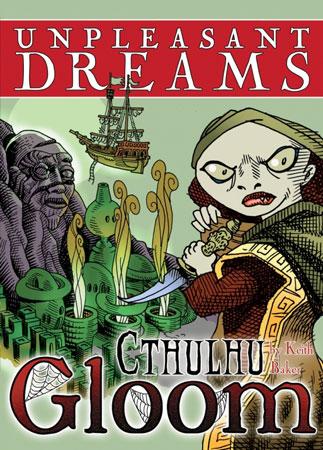 Cthulhu Gloom - Unpleasant Dreams Erweiterung (engl.)