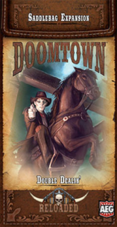 Doomtown Reloaded Expansion: Saddlebag #2 Double Dealin (engl.)