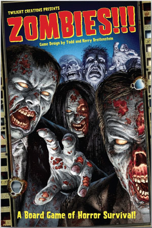 Zombies!!! (3rd Edition) (engl.)