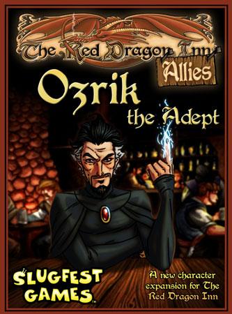 Red Dragon Inn: Allies - Ozrik the Adept (engl.)