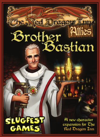 Red Dragon Inn: Allies - Brother Bastian (engl.)