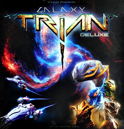 Galaxy of Trian Deluxe