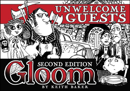 Gloom - Unwelcome Guests, 2nd Edition (engl.)