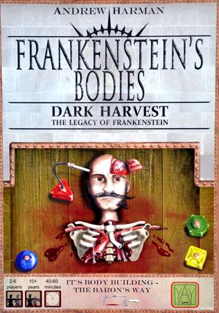 Frankenstein´s Bodies - Dark Harvest - The Legacy of Frankenstein