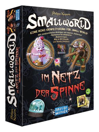 Small World - Im Netz der Spinne