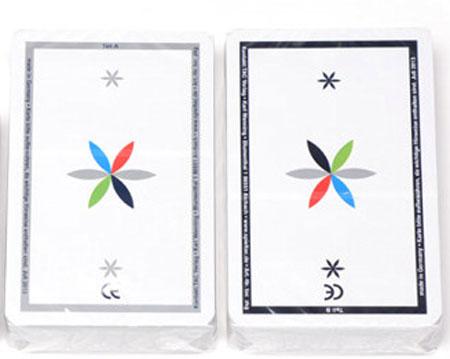 """Ersatzkarten für """"TAC Premium/Deluxe"""""""