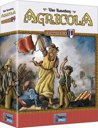 Agricola - Frankreich-Deck