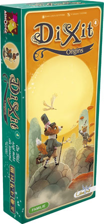Dixit 4 - Big Box (Origins)