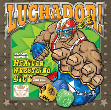Luchador! Mexican Wrestling - 2. Edition (dt.)