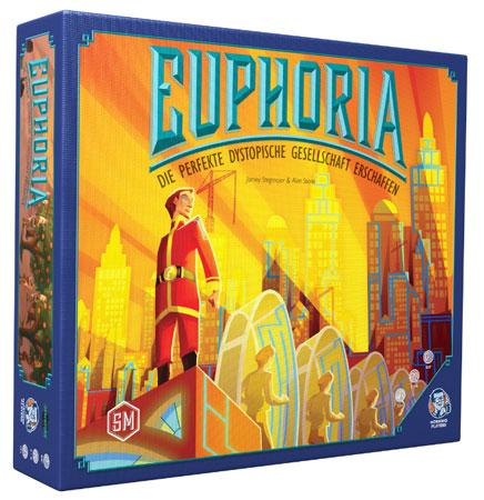 Euphoria: Die perfekte dystopische Gesellschaft