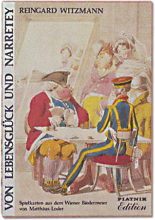 Biedermeier Kartenspiel