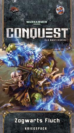 Warhammer 40.000 - Conquest - Zogworts Fluch (Kriegsherr 4)