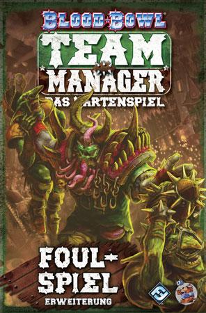 Blood Bowl: Team Manager - Foulspiel Erweiterung