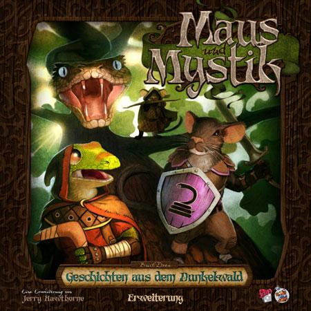 Maus & Mystik: Geschichten aus dem Dunkelwald Erweiterung