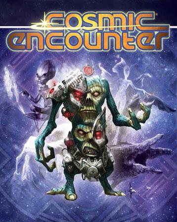 Cosmic Encounter - Kosmischer Angriff Erweiterung (dt.)