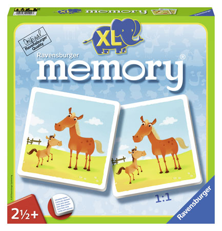 XL - Memory® (extra großes Memory®)